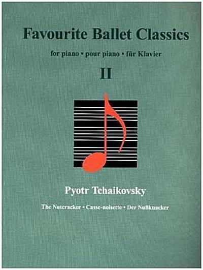 Favourite Ballet Classics, für Klavier. Bd.2