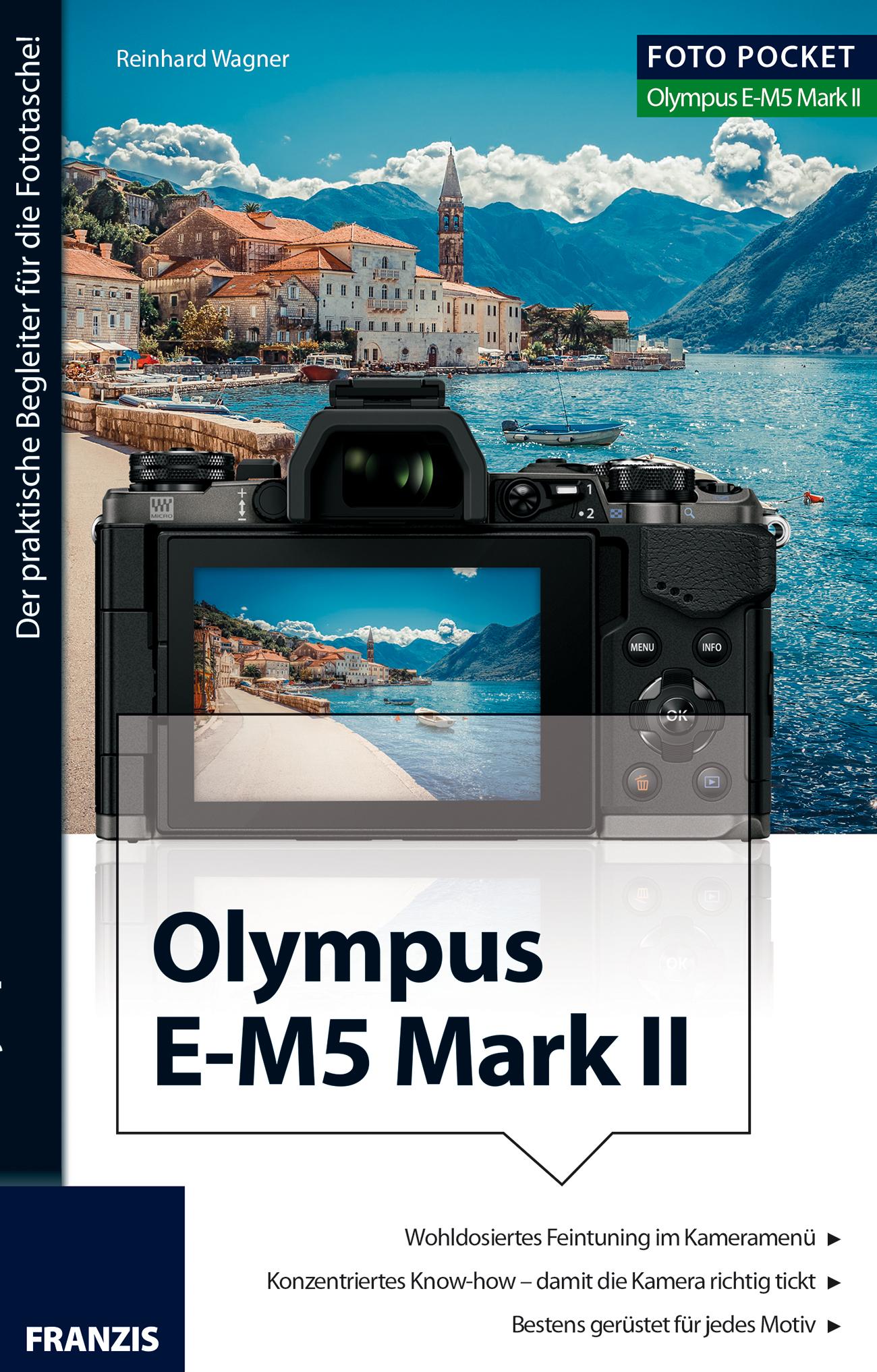 Foto Pocket Olympus OM-D E-M5 Mark II Reinhard Wagner
