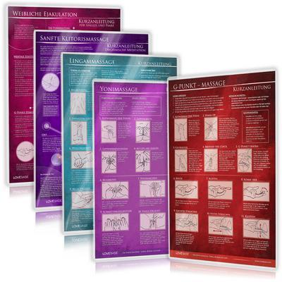 [5er Set] G-Punkt-Massage, Yoni-Massage, Lingam-Massage, Sanfte Klitorismassage, Weibliche Ejakulation