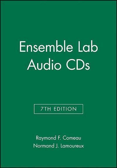 Ensemble 7e Lab Audio CDs