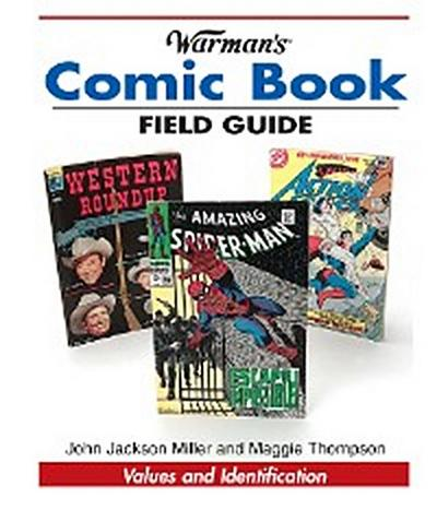 Warman's Comic Book Field Guide