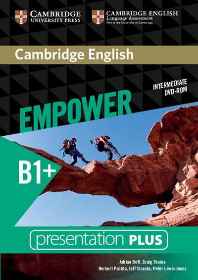 Cambridge English Empower. Presentation plus DVD-ROM (B1)