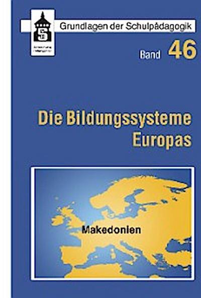 Die Bildungssysteme Europas - Republik Makedonien