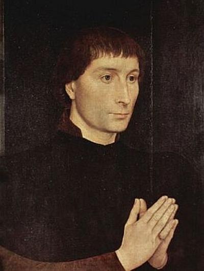 Hans Memling - Porträt des Tommaso Portinari - 200 Teile (Puzzle)