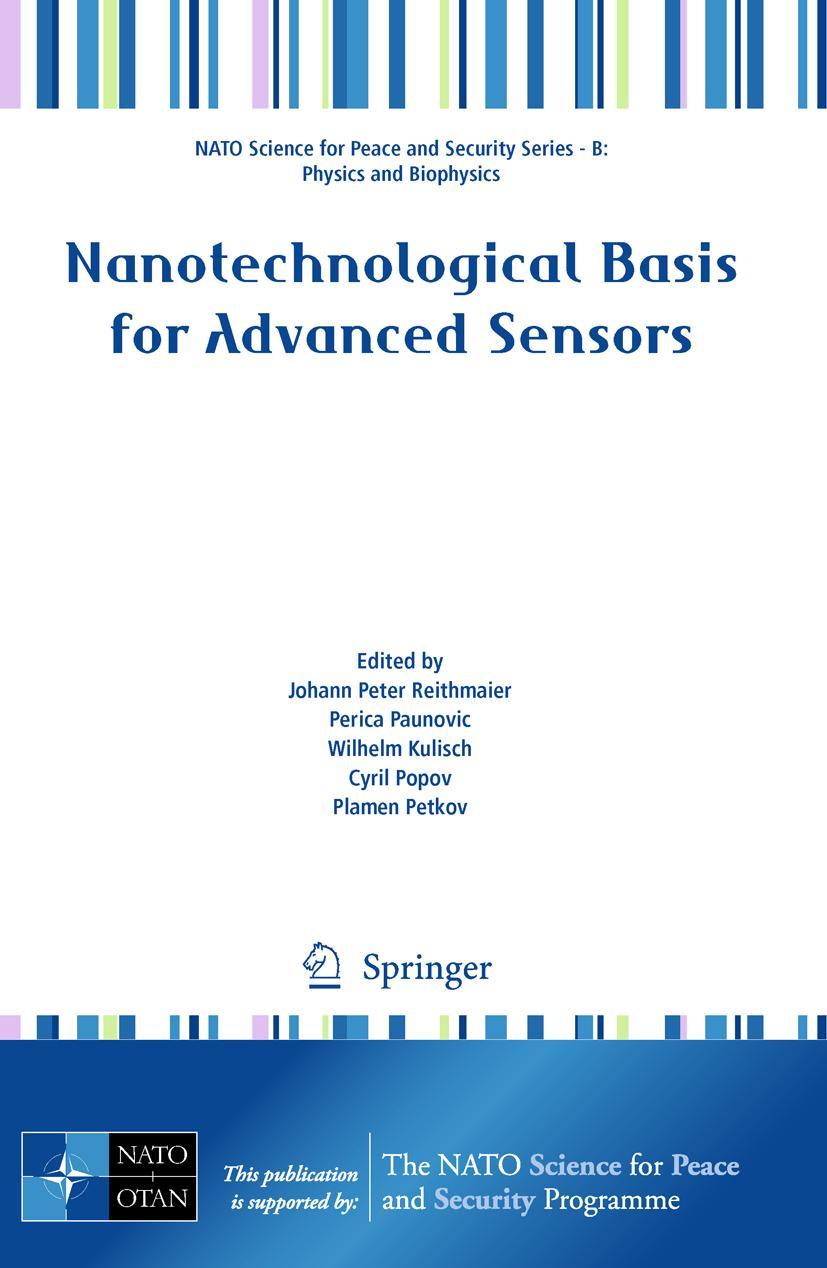 Nanotechnological Basis for Advanced Sensors | Johann Reithm ... 9789400709058