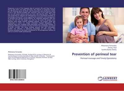 Prevention of perineal tear