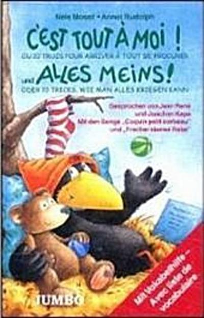 Alles meins, französische Version, 1 Cassette&C'est tout a moi!, 1 Cassette