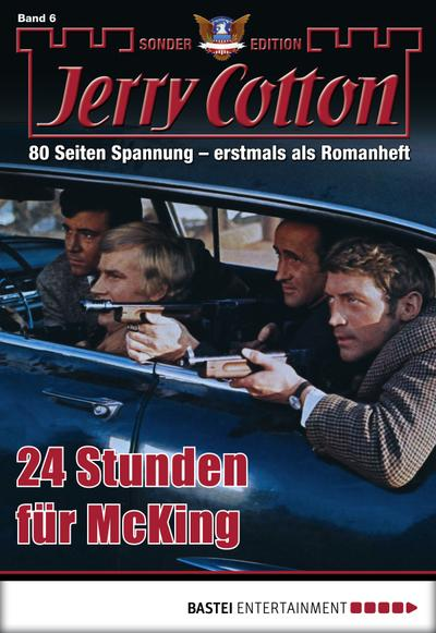 Jerry Cotton Sonder-Edition - Folge 6