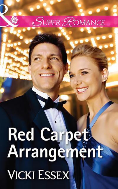 Red Carpet Arrangement (Mills & Boon Superromance)