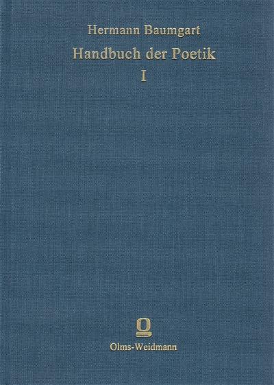 Handbuch der Poetik