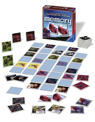 The Amazing Spider-Man memory®