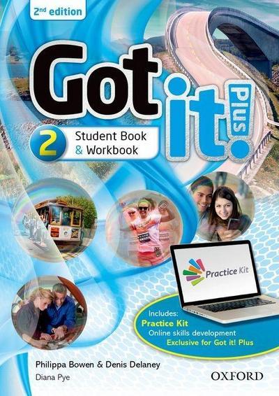 Got It Plus 2: Student Pack