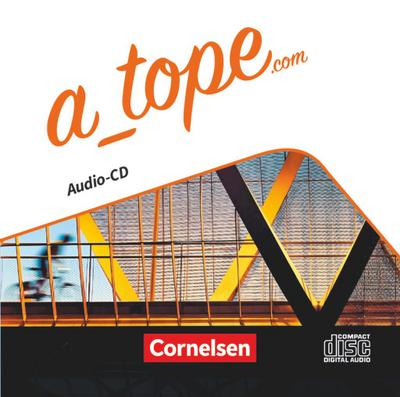 A_tope.com. Audio-CD
