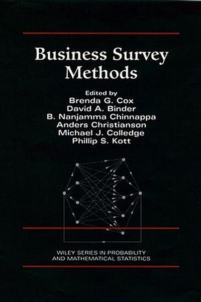 Business Survey Methods