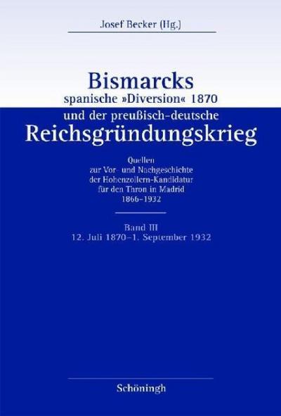 Bismarcks spanische