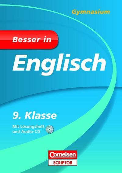 Besser in Englisch - Gymnasium 9. Klasse (Cornelsen Scriptor - Besser in)