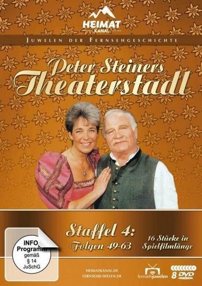 Peter Steiners Theaterstadl - Staffel 4: Folgen 49-63