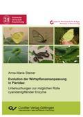 Evolution der Wirtspflanzenanpassung in Pieridae