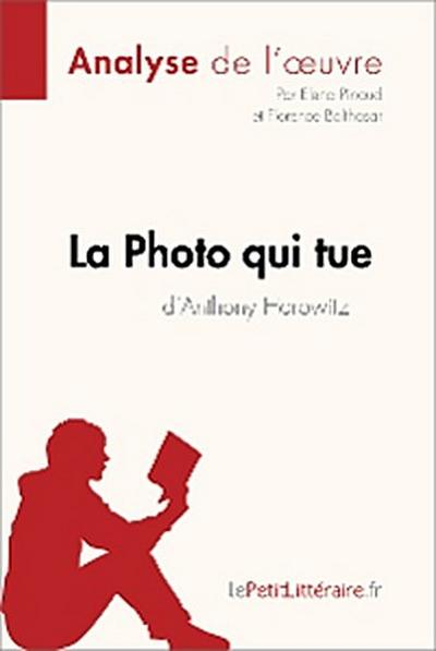 La Photo qui tue d'Anthony Horowitz (Analyse de l'oeuvre)