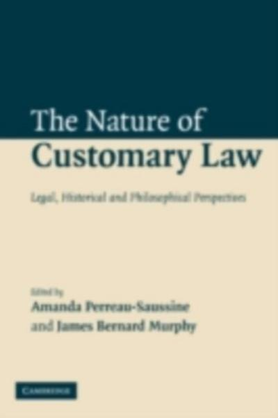 Nature of Customary Law