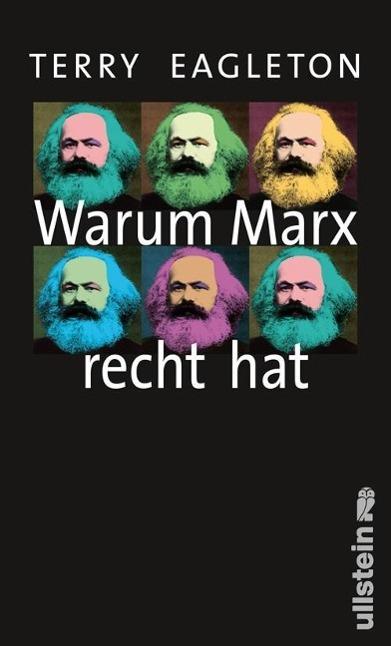 Terry Eagleton , Warum Marx recht hat ,  9783550088568