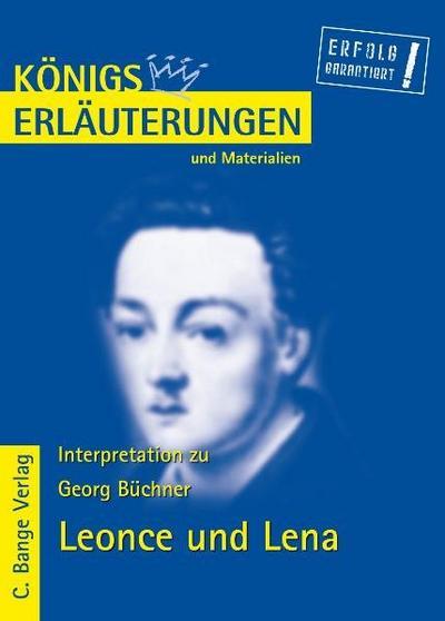 Georg Büchner 'Leonce und Lena'