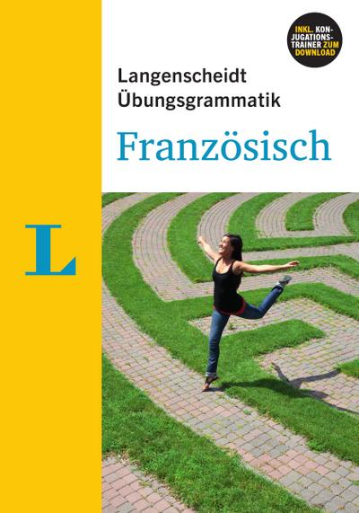 Langenscheidt Übungsgrammatik Französisch - Buch mit Software zum Downloaden