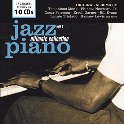Ultimate Jazz Piano Collection Vol.1