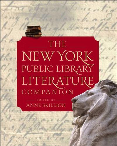 New York Public Library Literature Companion