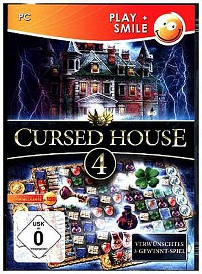 Cursed House 4, 1 CD-ROM