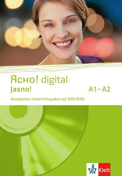 Jasno! Digital A1- A2. DVD-ROM