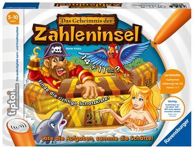tiptoi® Das Geheimnis der Zahleninsel (Spiel-Zubehör)