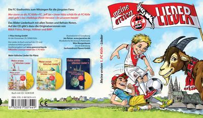 Meine ersten 1. FC Köln-Lieder