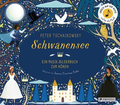 Peter Tschaikowsky. Schwanensee