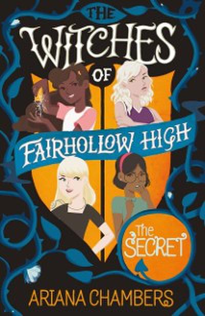 Secret (The Witches of Fairhollow High)