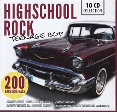 Highschool Rock-Teenage Bop