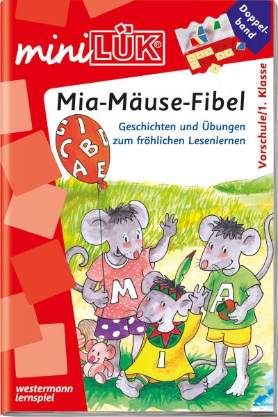miniLÜK. Mia-Mäuse-Fibel