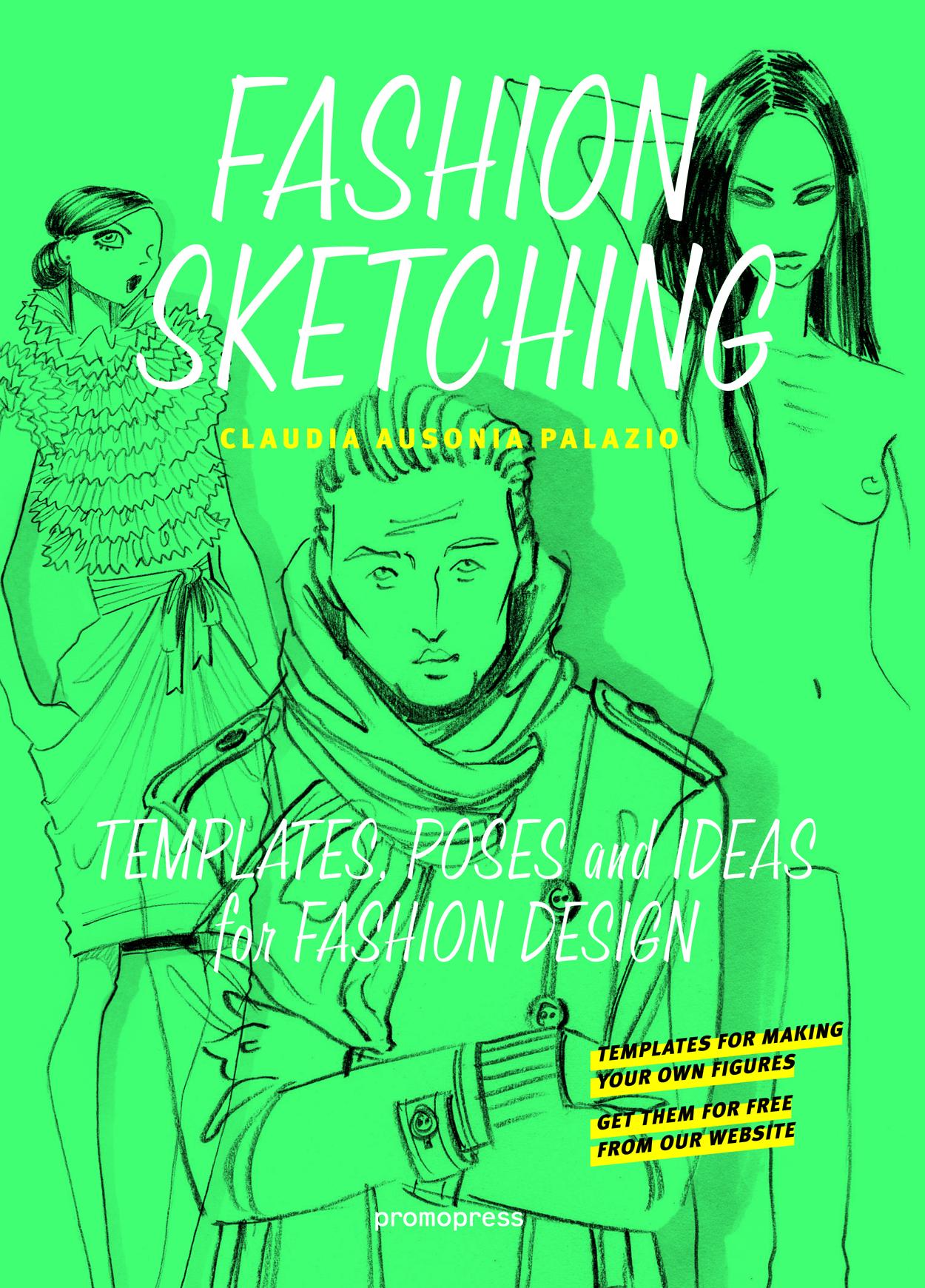 Fashion Sketching | Claudia Ausonia Palazio |  9788416504107