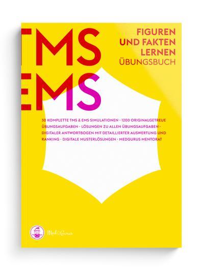 Medizinertest TMS & EMS 2018 - Figuren und Fakten lernen: Zur Vorbereitung auf den Test für medizinische Studiengänge in Deutschland und den Eignungstest für Medizin in der Schweiz