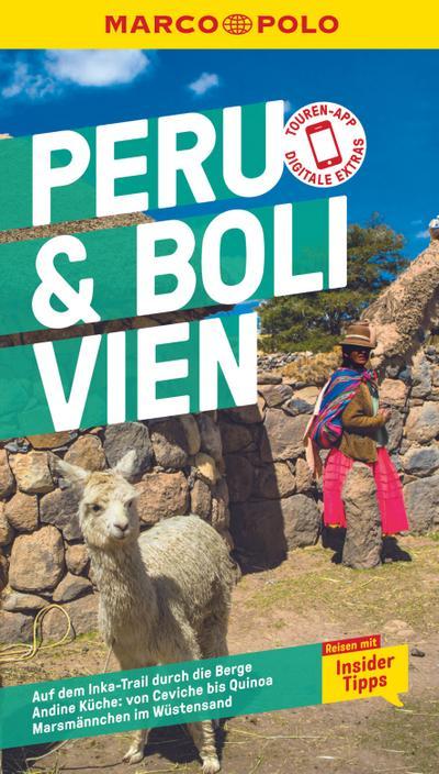 MARCO POLO Peru, Bolivien