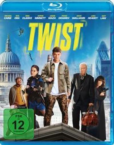 Twist (Blu-Ray)
