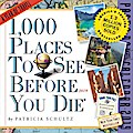 1,000 Places to See Before You Die 2019 Page-A-Day Cal.