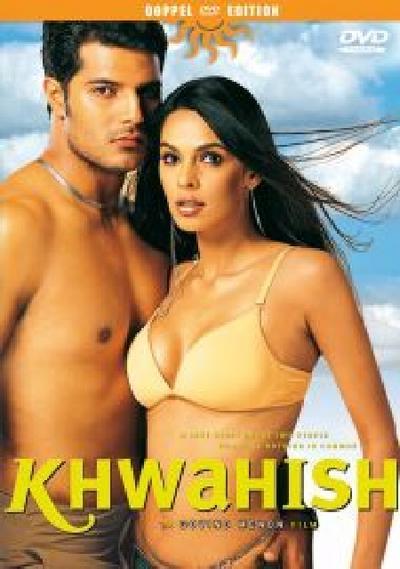 Khwahish - Tiberius Film - DVD, Deutsch, , Regie: Govind Menon, FSK ab 16, Indien 2003, 2 DVD-Videos, Dt/hindi, Regie: Govind Menon, FSK ab 16, Indien 2003, 2 DVD-Videos, Dt/hindi