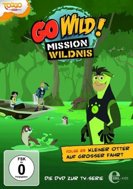 Go Wild! - Mission Wildnis 23 .Kleiner Otter,