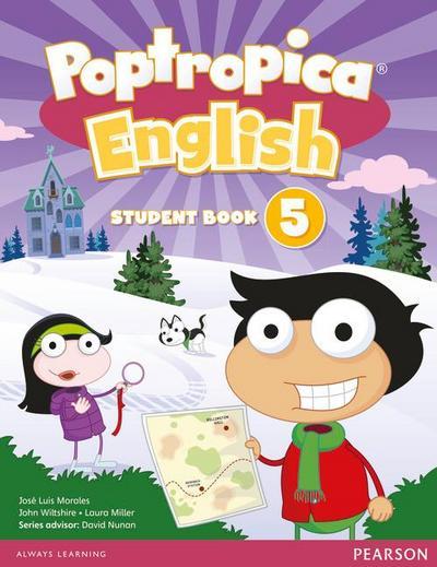 Poptropica English American Edition 5 Student Book
