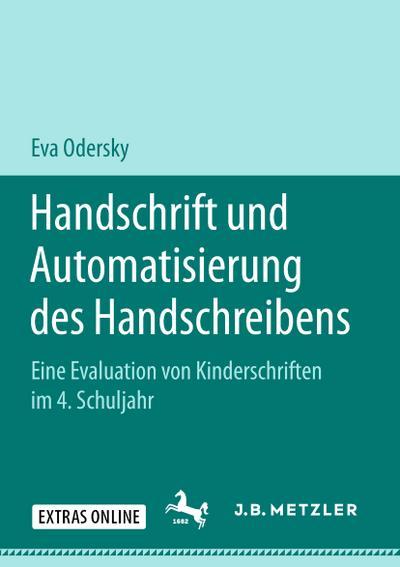 Handschrift und Automatisierung des Handschreibens