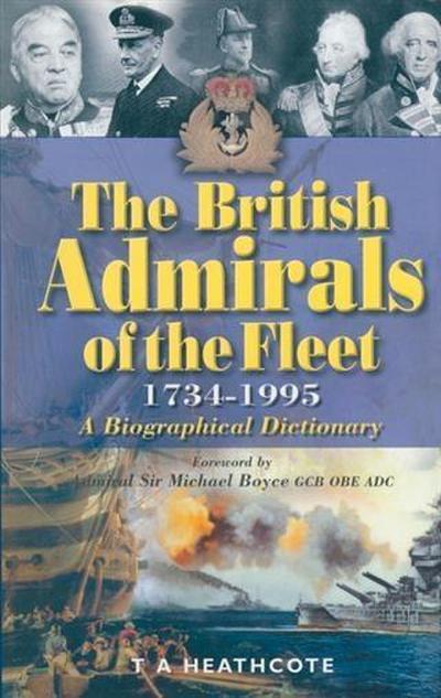 British Admirals of the Fleet