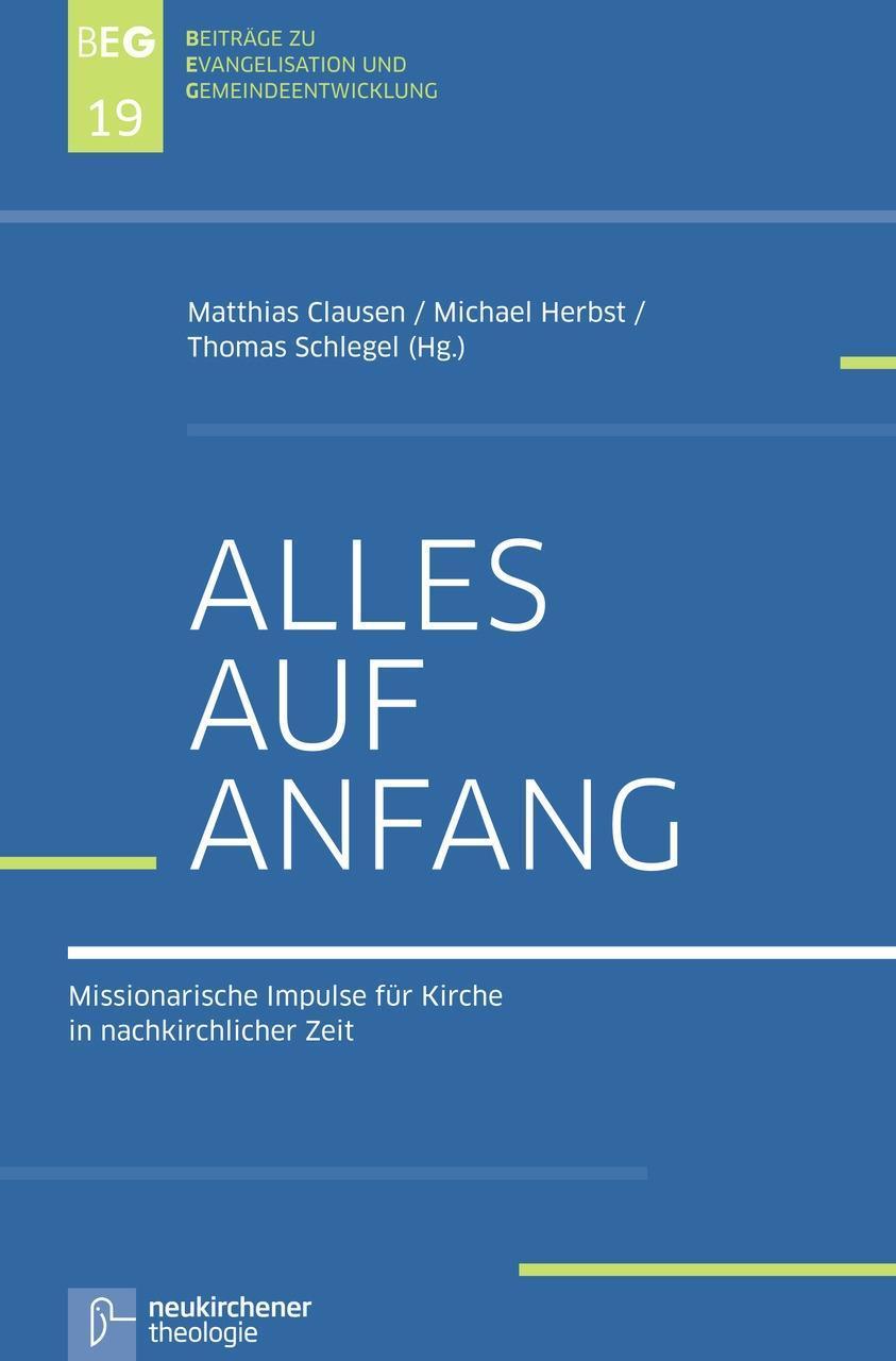 Alles auf Anfang, Matthias Clausen