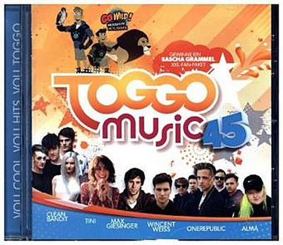Toggo Music. Vol.45, 1 Audio-CD
