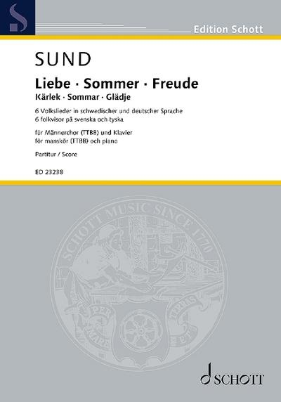 Liebe · Sommer · Freude